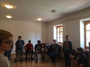 Drogprevenciós előadás és klubfoglalkozások - Abaliget - 2019.04.16. #2
