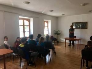 Drogprevenciós előadás és klubfoglalkozások - Abaliget - 2019.04.16. #3