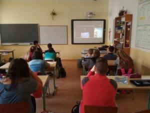 Drogprevenciós program - Nagydobsza - 2018.11. 08. #3