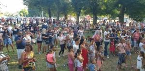 Helyi nemzeti etnikai és kisebbségi kultúrát bemutató program - Istvándi - 2020.08.29. #3
