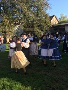 Helyi nemzeti etnikai és kisebbségi kultúrát bemutató program - Töttös - 2019.10.12. #3