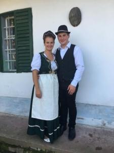 Helyi nemzeti etnikai és kisebbségi kultúrát bemutató program - Töttös - 2019.10.12. #4
