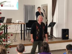 Helyi nemzetiségek zenék bemutatkozása - Bükkösd - 2018. 12. 20. #3