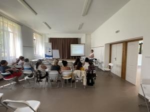Ifjúsági információs napok szervezése (képzés, tanulási, ösztöndíj, foglalkoztatási és lakhatási lehetőségekről) - Bükkösd - 2021.09.02. #2