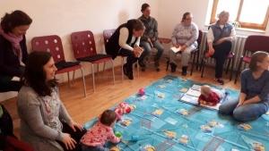 Kisgyermekes családok részére egészséges táplálkozást bemutató program - Abaliget - 2019.04.11. #3