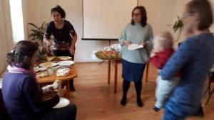 Kisgyermekes családok részére egészséges táplálkozást bemutató program - Abaliget - 2019.04.11. #5
