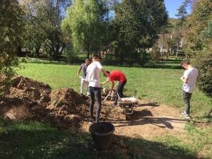 Önkéntes program megvalósítása - Bükkösd - 2019.10.01. #3