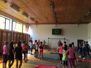 Sportágválasztó közösségi szabadidősport rendezvény - Bükkösd - 2019.06.22. #1