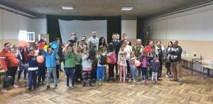 Sportágválasztó közösségi szabadidősport rendezvény - Istvándi - 2019.04.27. #4
