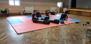 Sportágválasztó közösségi szabadidősport rendezvény - Istvándi - 2019.04.27. #3