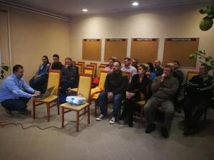 Szemléletformáló és anti-diszkriminatív kerekasztal beszélgetés munkaadók részére - Bükkösd - 2019. 01. 31. #4